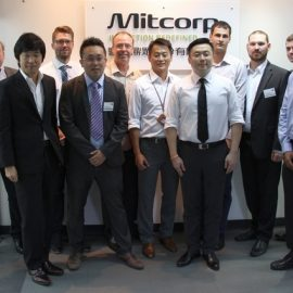 Mitcorp completed the 1st global distributors' conference